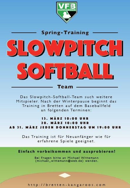 Spring_Training_Plakat