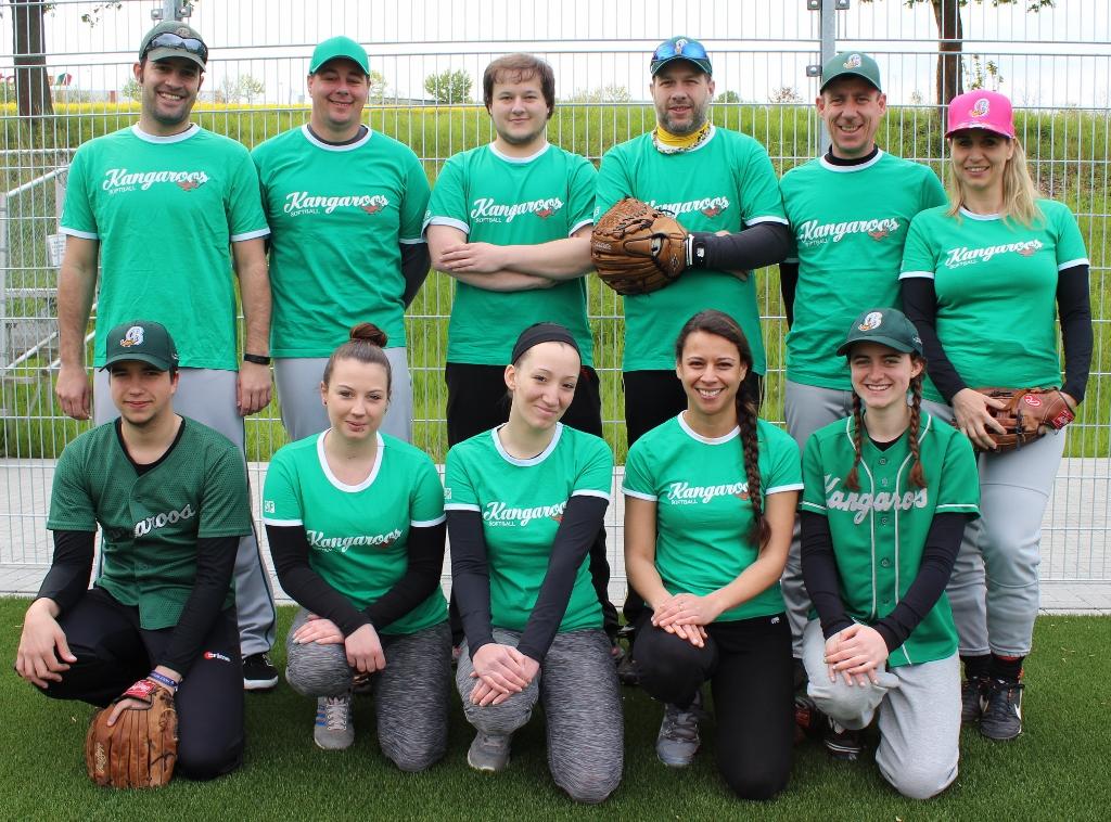 Slow Pitch SB Team