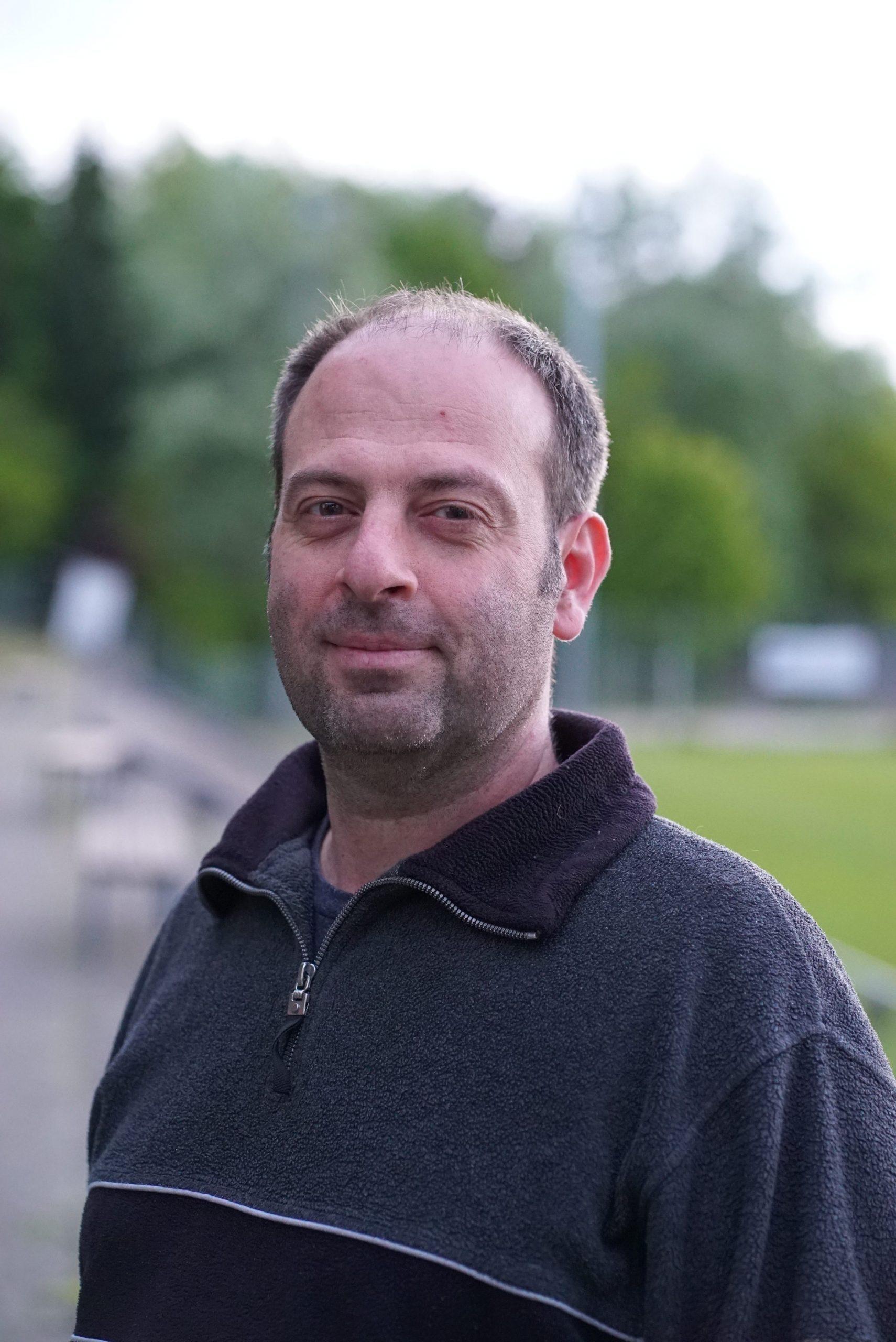 Bretten Kangaroos Markus Fürbach